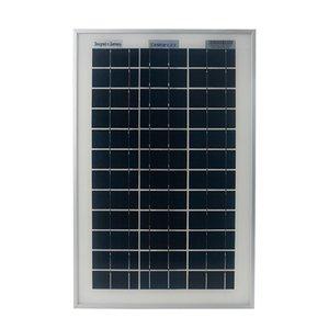 پنل خورشیدی رستارسولار مدل RT030P ظرفیت 30 وات