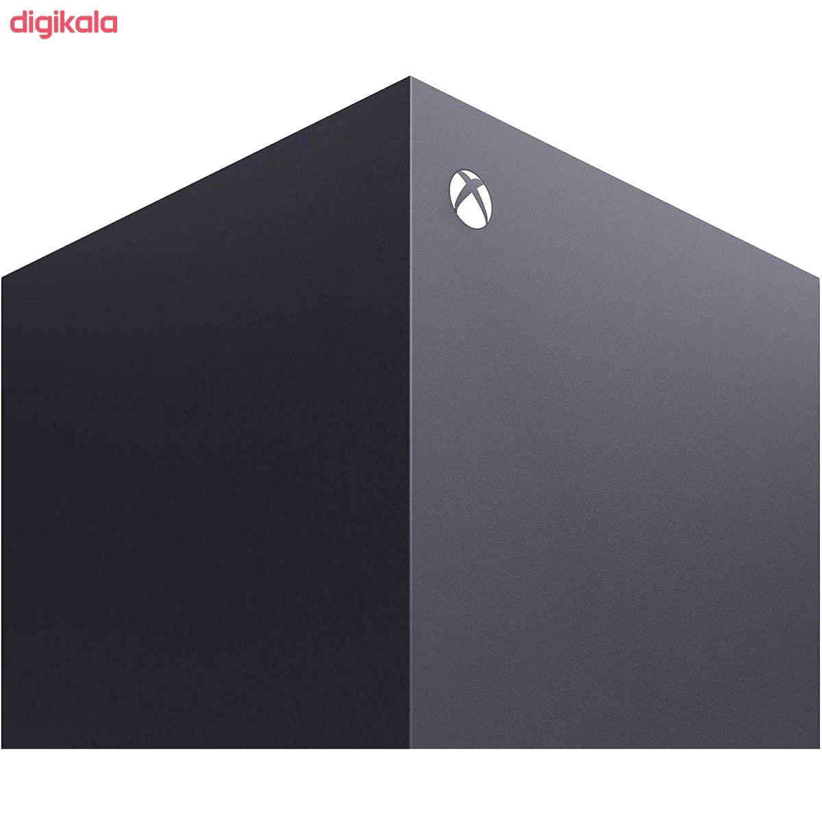 مجموعه کنسول بازی مایکروسافت مدل Xbox Series X ظرفیت 1 ترابایت main 1 4