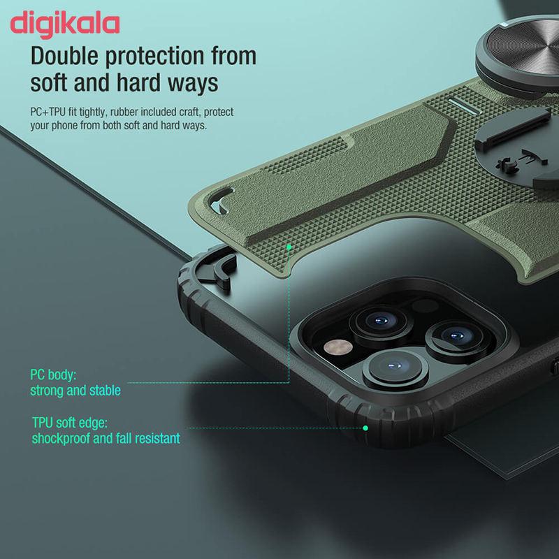 کاور نیلکین مدل Medley مناسب برای گوشی موبایل اپل Iphone 12 Pro Max main 1 4