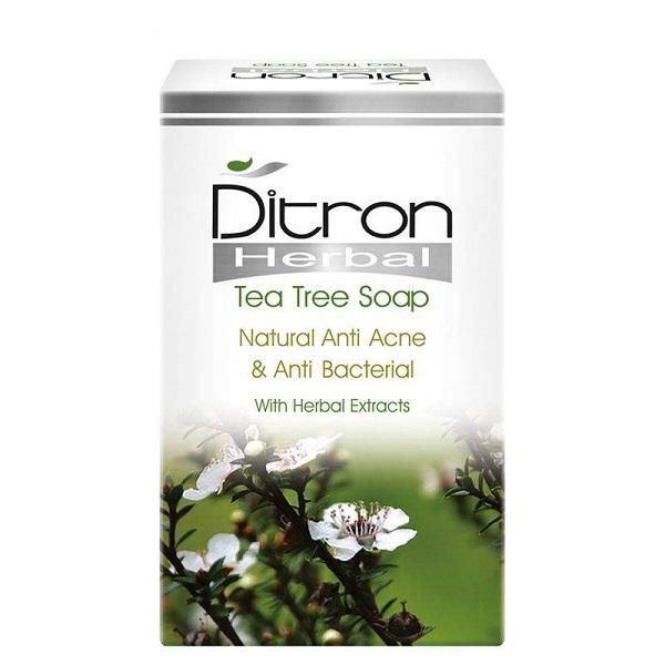 صابون ضد باکتری دیترون مدل Tea Tree وزن 110 گرم