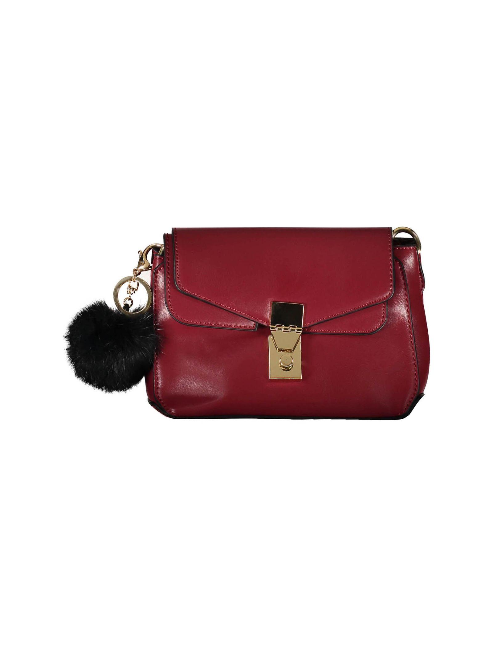 کیف دوشی زنانه - ایپک یول - قرمز - 1