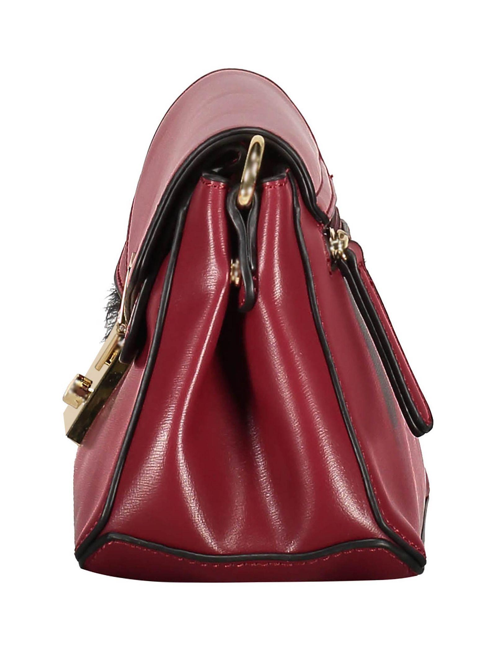 کیف دوشی زنانه - ایپک یول - قرمز - 5