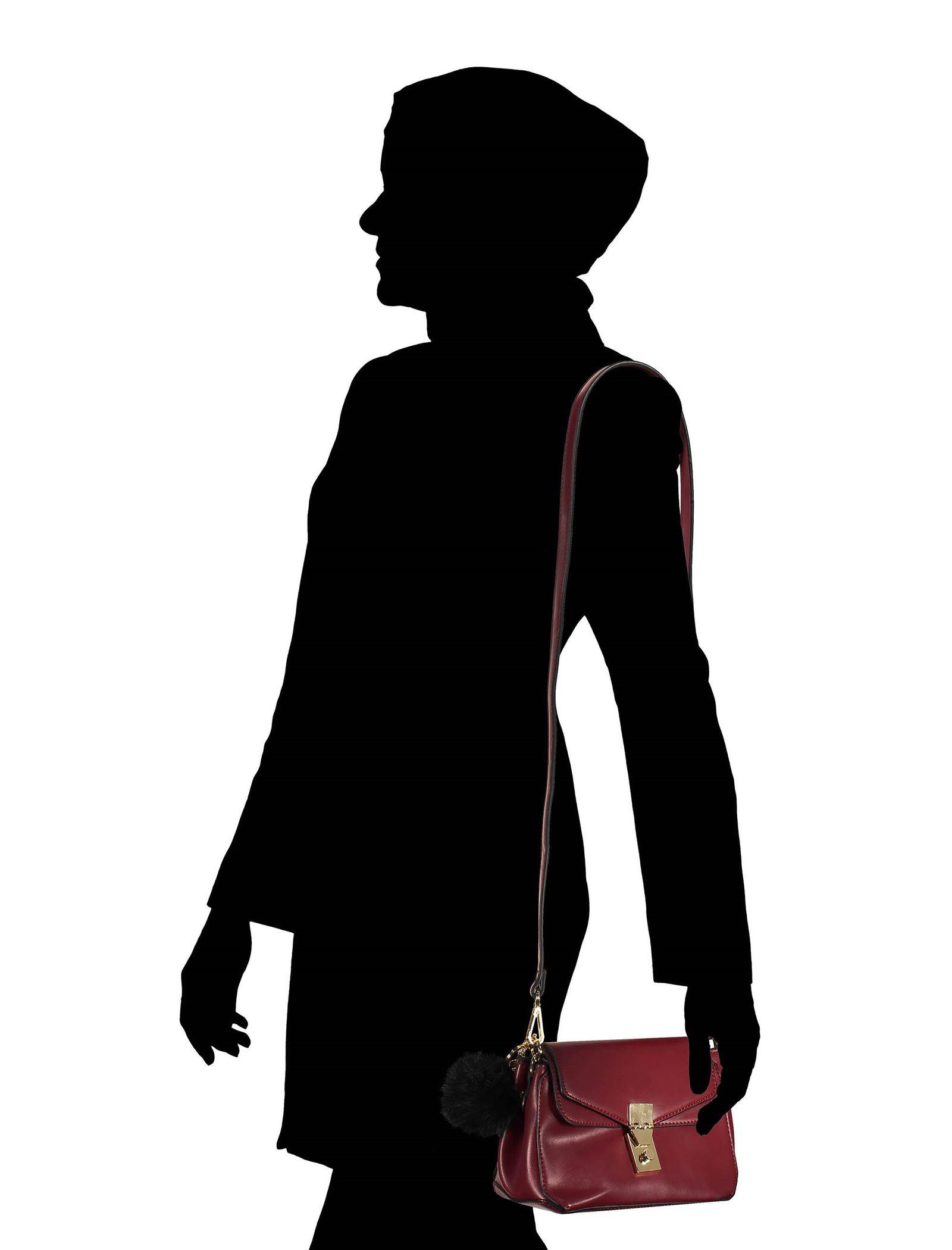 کیف دوشی زنانه - ایپک یول - قرمز - 8