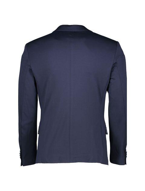 کت تک رسمی مردانه - سرمه اي - 2