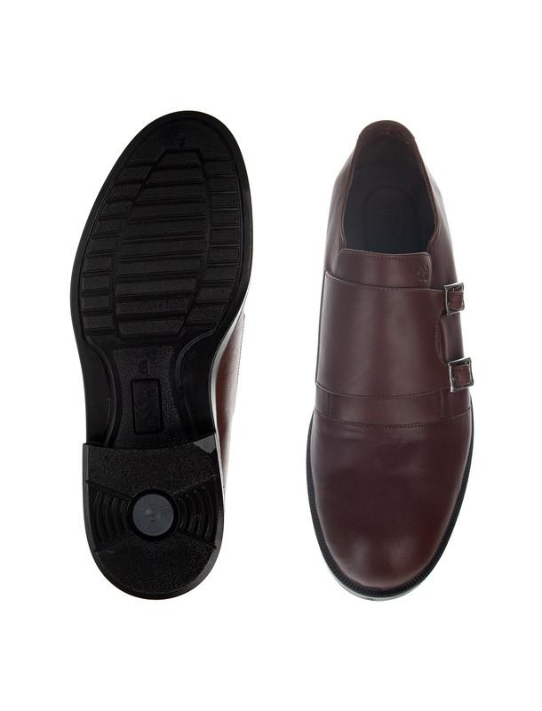 کفش چرم اداری مردانه Lazzaro - دنیلی
