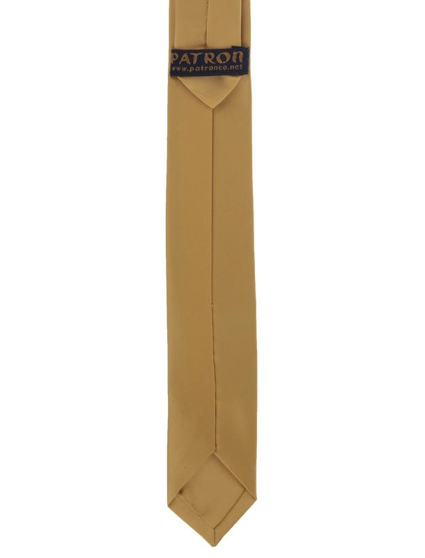 کراوات ساده مردانه - پاترون
