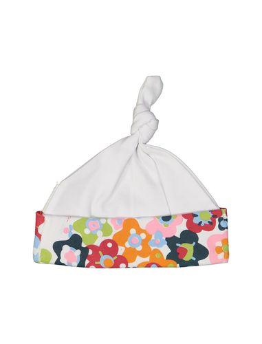 کلاه نخی ساده نوزادی دخترانه - بی بی ناز