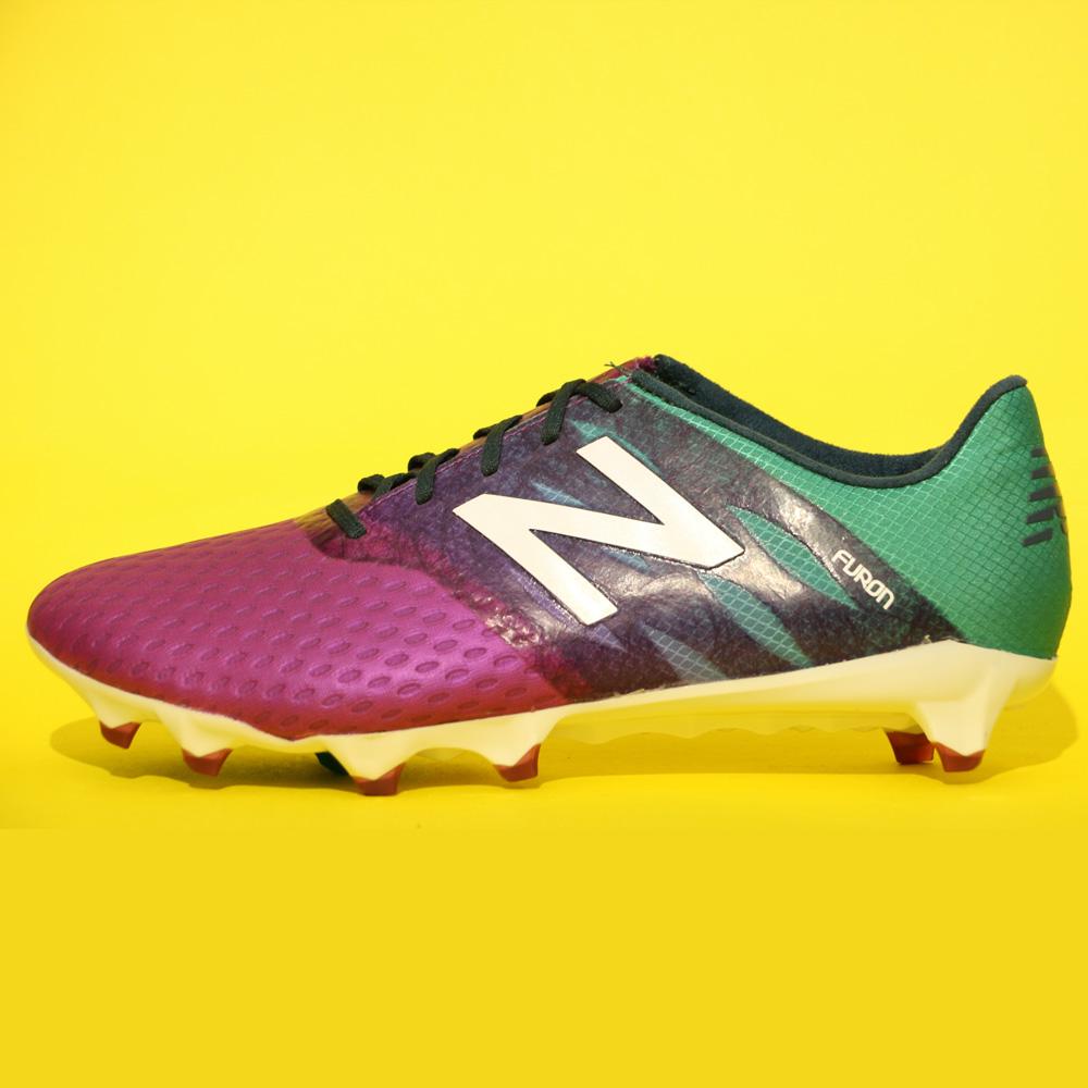 کفش فوتبال مردانه نیو بالانس مدل Furon Pro FG کد MSFURFPG