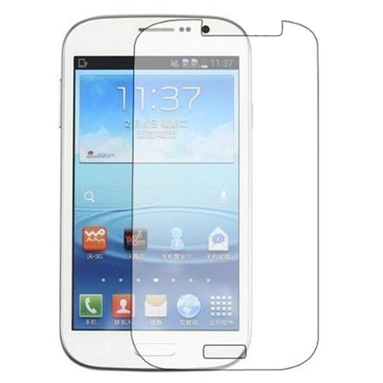 محافظ صفحه نمایش شیشه ای 9 اچ مناسب برای گوشی سامسونگ Galaxy Grand i9082