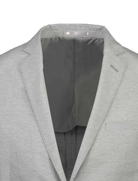 کت تک غیر رسمی مردانه - طوسي - 5