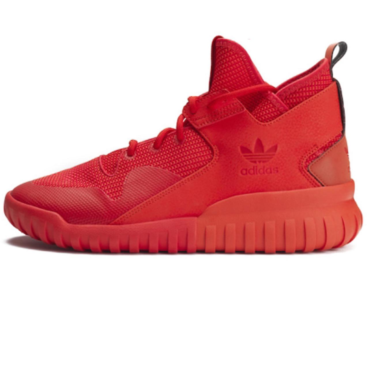 کفش ورزشی مخصوص دویدن و پیاده روی مردانه آدیداس مدل Tubular X red