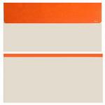 پاکت نامه (ملخی) مدل NA20 بسته 20 عددی لب برگردان نارنجی thumb