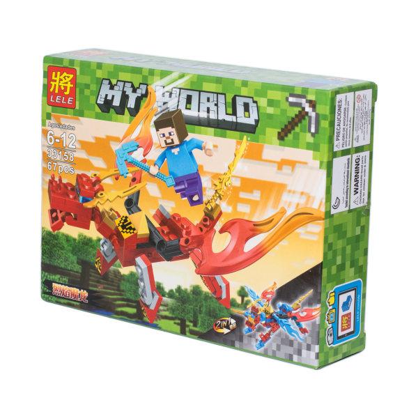 ساختنی له له مدل My World 33158-03