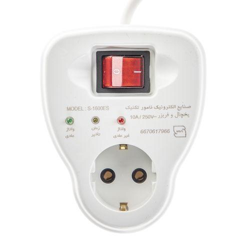 محافظ برق كابل دار صنایع الکترونیک نامور تکنیک مدل S-1600ES