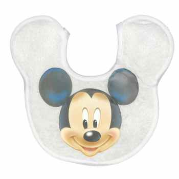 پیشبند نوزادی مدل mickey mouse کد 02