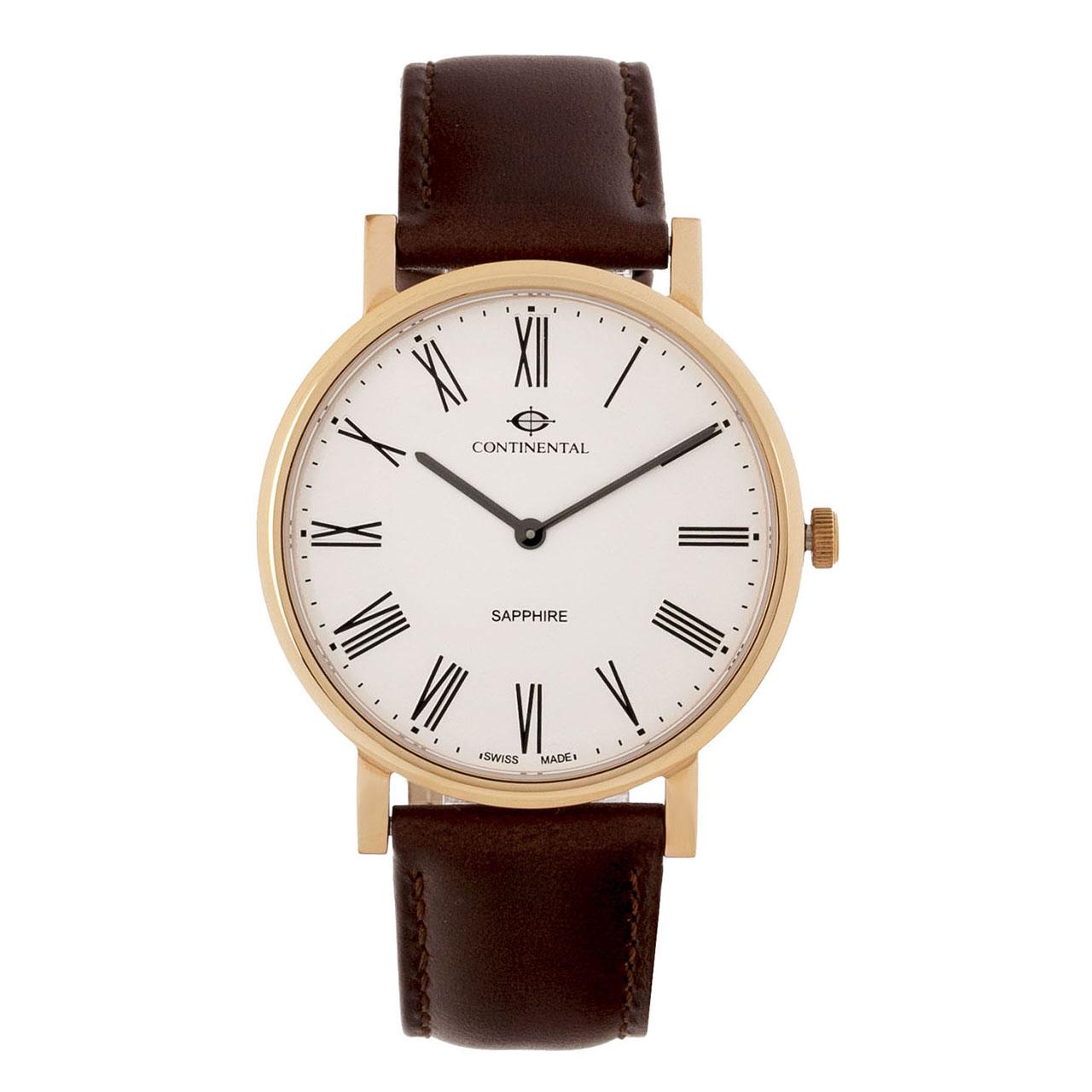 ساعت مچی عقربه ای مردانه کنتیننتال مدل 17101-R157R
