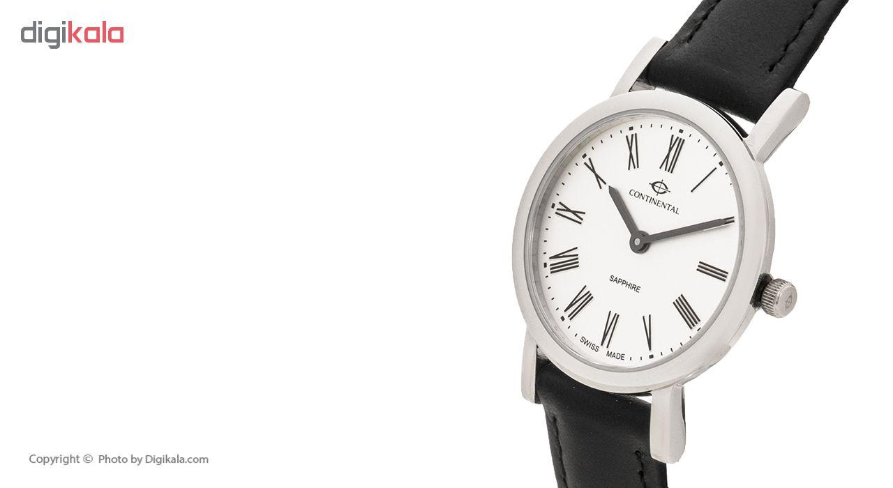 ساعت مچی عقربه ای زنانه کنتیننتال مدل 17101-S257R