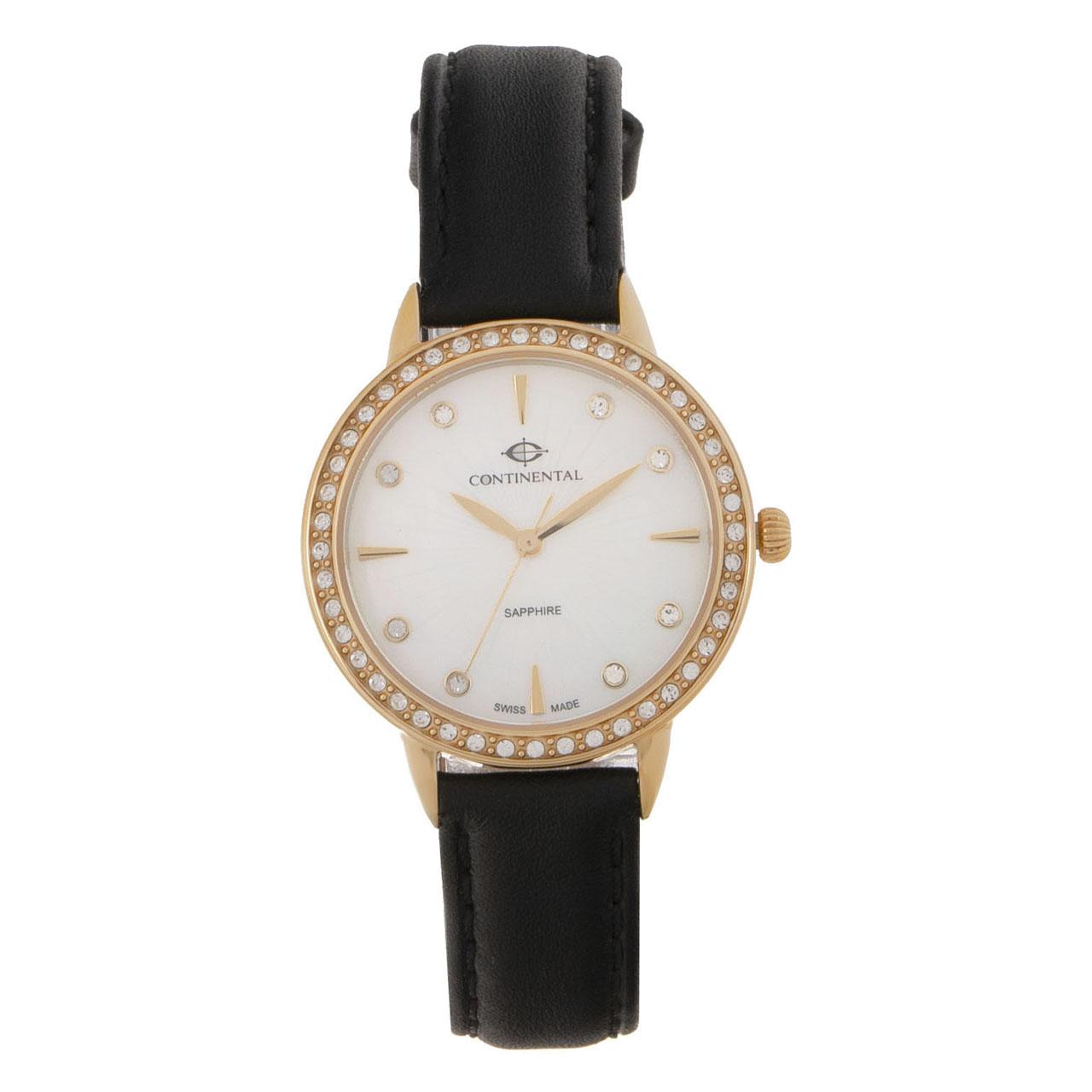 ساعت مچی عقربه ای زنانه کنتیننتال مدل 17102-G255D 9