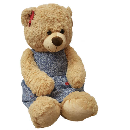 عروسک طرح خرس ارتفاع ۷۰سانتیمتر