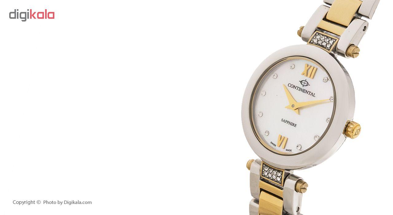 ساعت مچی عقربه ای زنانه کنتیننتال مدل 13001-245D