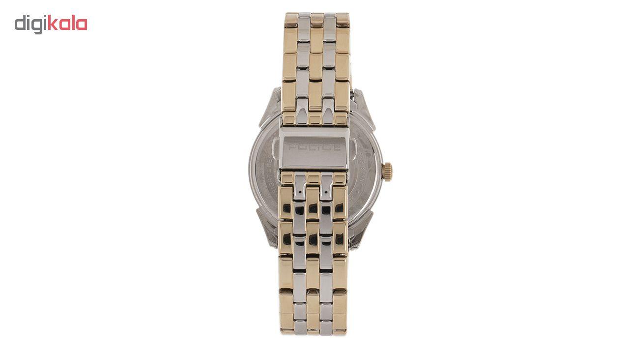 ساعت مچی عقربه ای زنانه پلیس مدل 14617BSGS-04M