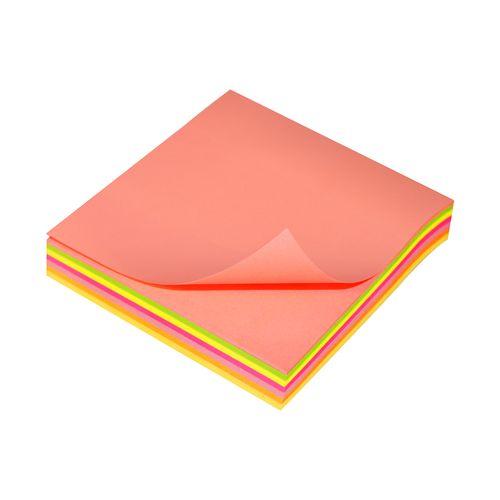 کاغذ یادداشت چسب دار سان رایز - بسته 100 برگی - کد STN-075-MC-100