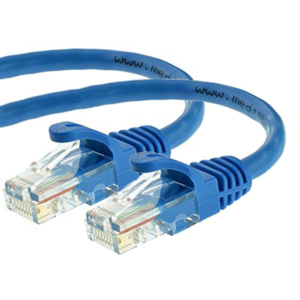 بررسی و خرید [با تخفیف]                                     کابل شبکه CAT5E دیتالایف مدل DLC5E.5 طول 0.5 متر                             اورجینال