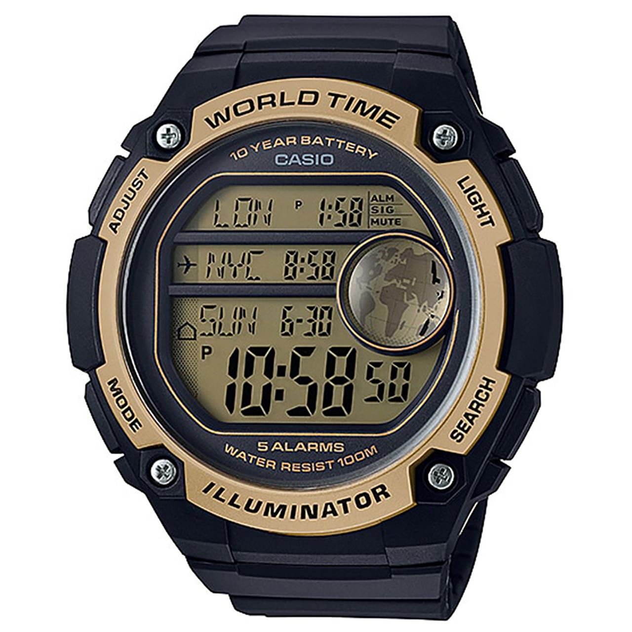 ساعت مچی دیجیتالی مردانه کاسیو مدل AE-3000W-9AVDF 28