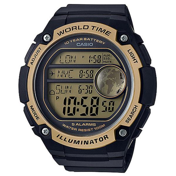 ساعت مچی دیجیتالی مردانه کاسیو مدل AE-3000W-9AVDF