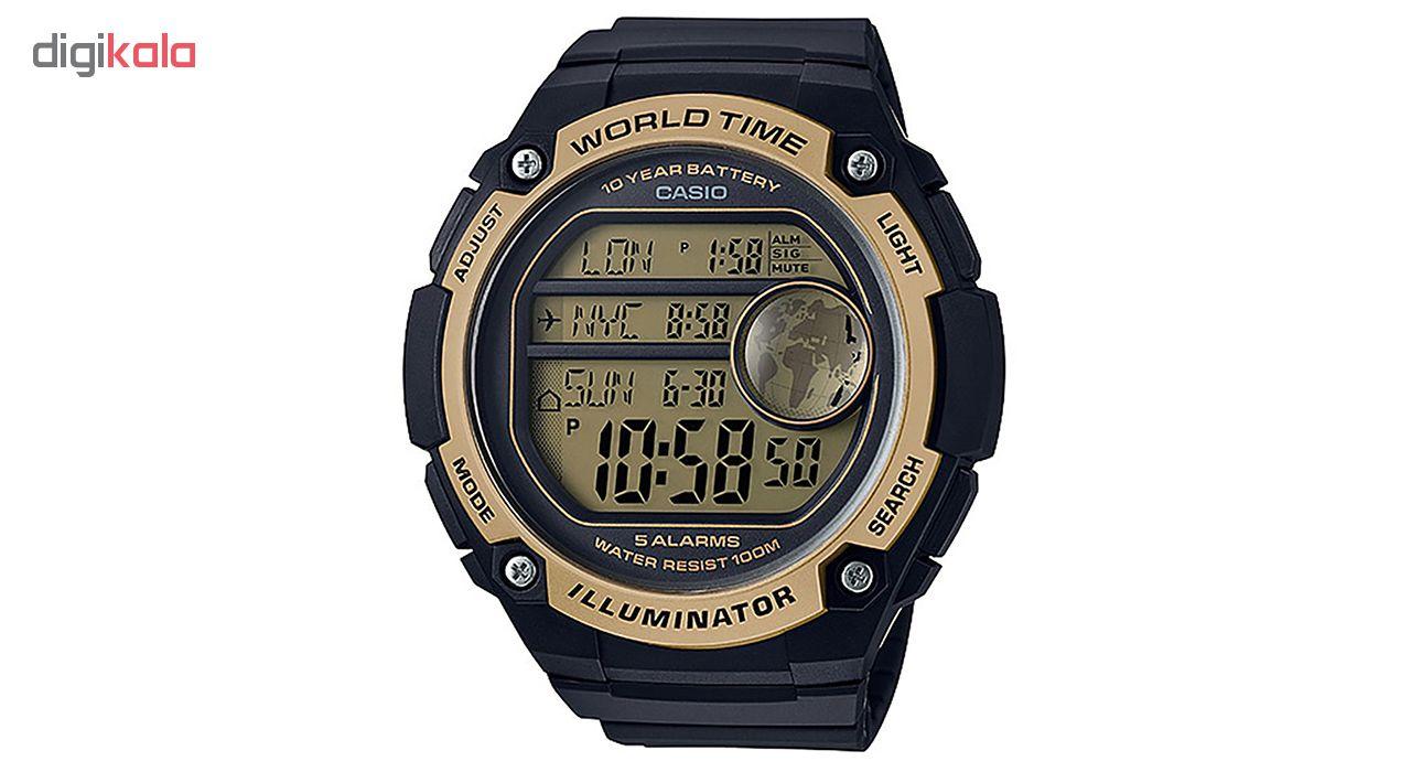 ساعت مچی دیجیتالی مردانه کاسیو مدل AE-3000W-9AVDF             قیمت