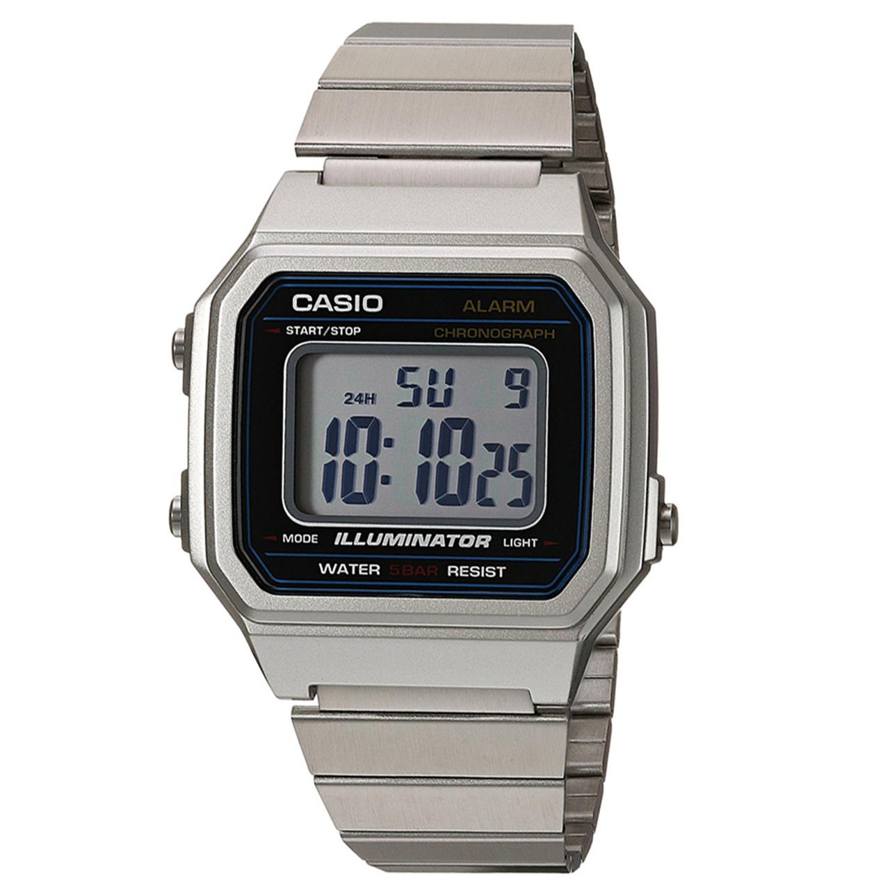 ساعت مچی دیجیتالی کاسیو مدل B650WD-1ADF 5