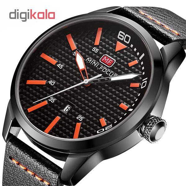 ساعت مچی  مردانه مینی فوکوس مدل mf0021g.01