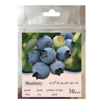 بذر میوه بلوبری بلوکراپ مدل 001