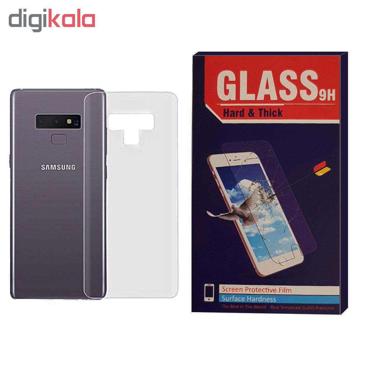 محافظ پشت گوشی Hard and thick مدل f-001 مناسب برای گوشی موبایل سامسونگ Galaxy note 9 main 1 1