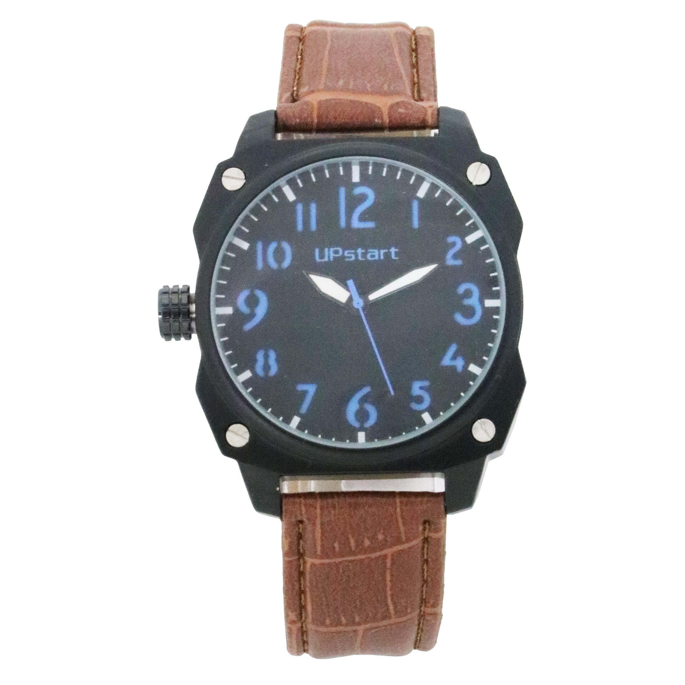 ساعت مچی عقربه ای مردانه آپ استار مدل MW567