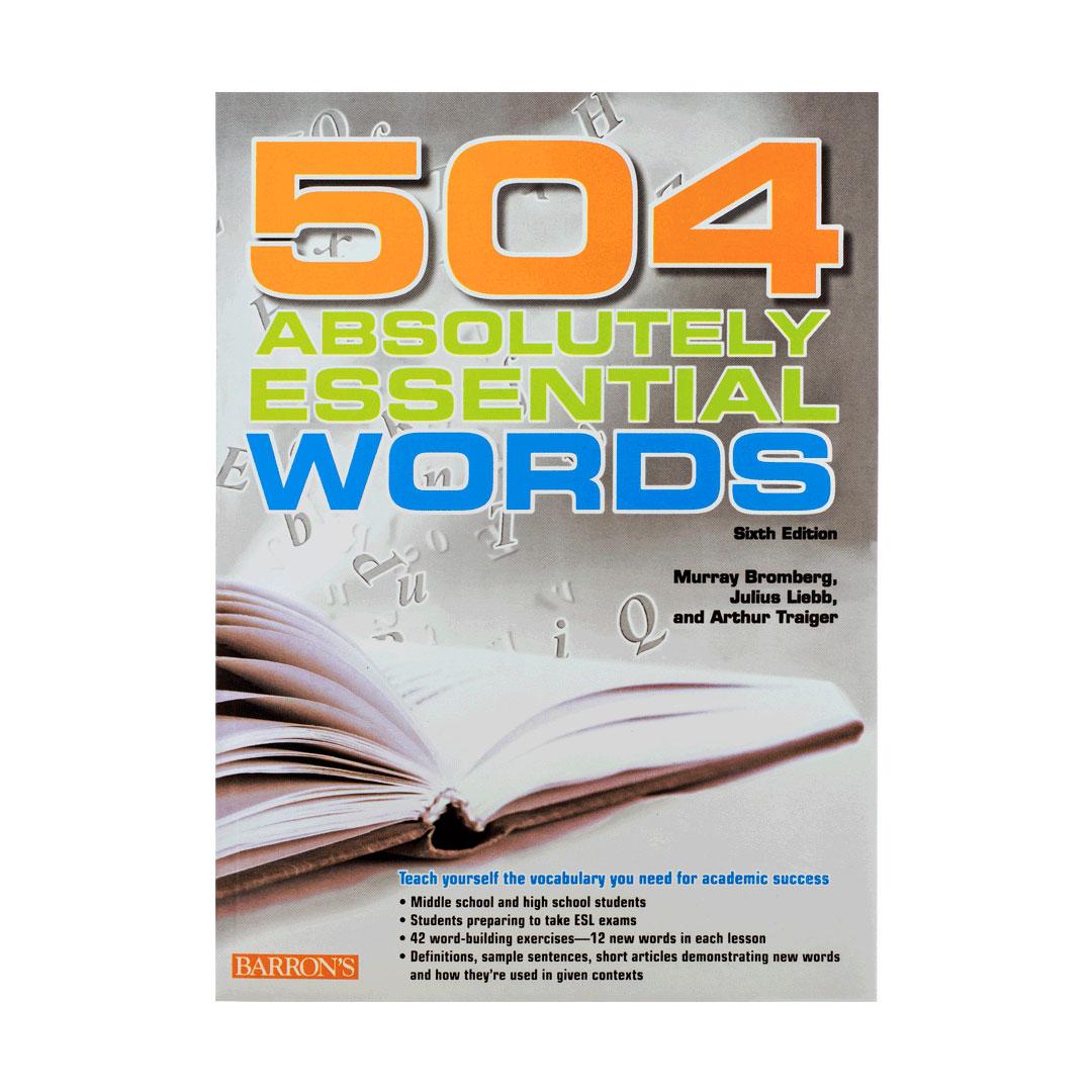 خرید                      کتاب زبان 504Absolutely Essential Words 6th+CD انتشارات جنگل