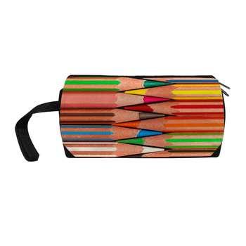 جامدادی طرح مداد رنگی کد j24