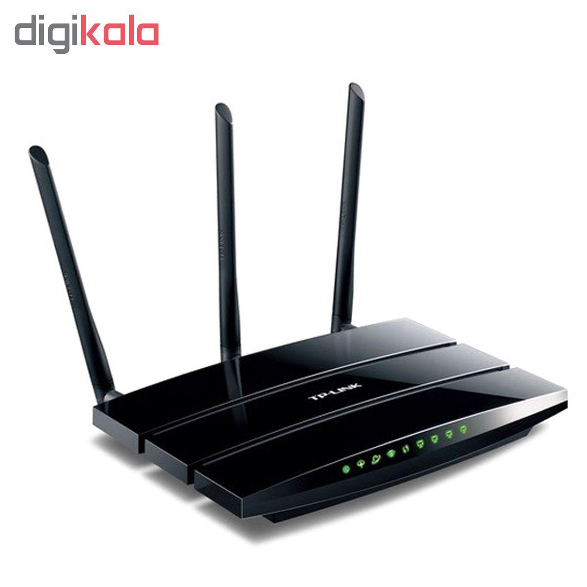 مودم روتر ADSL2 Plus بی سیم تی پی-لینک مدل TD-W8970