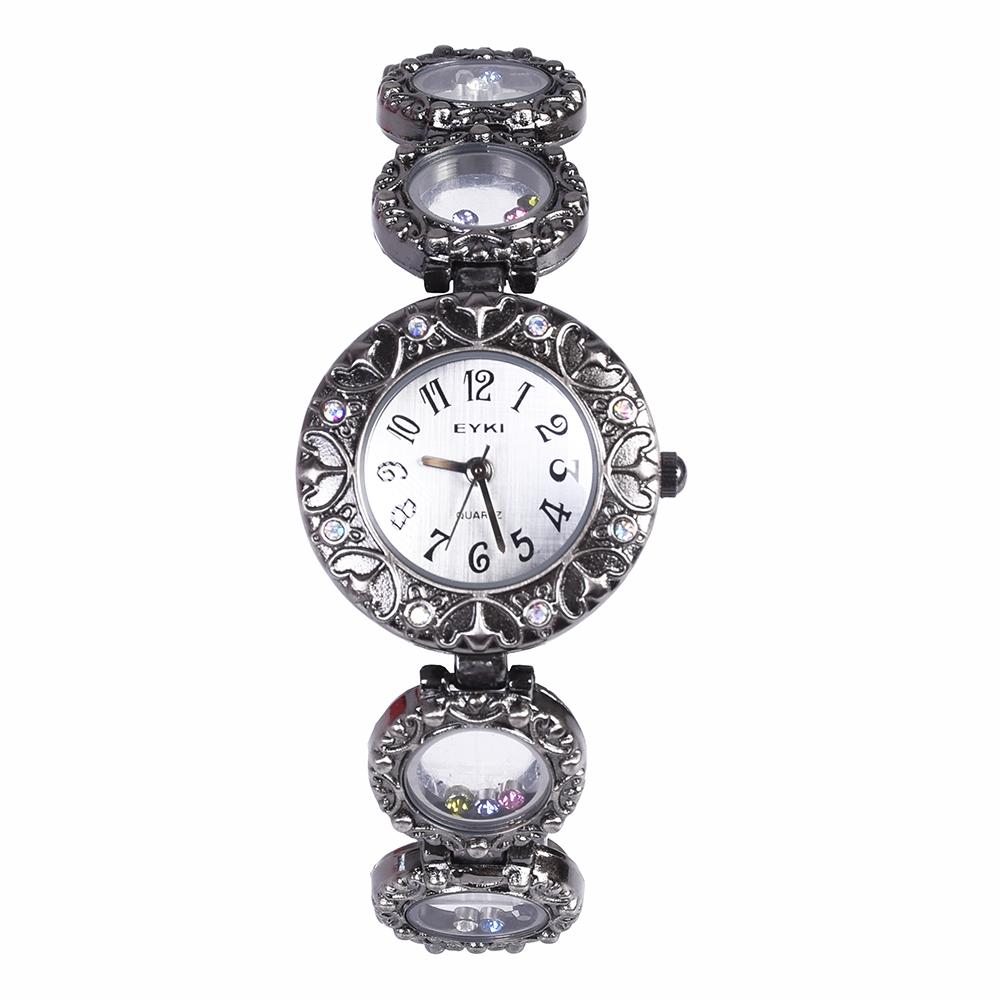 ساعت مچی عقربه ای زنانه ای کی  مدل 4