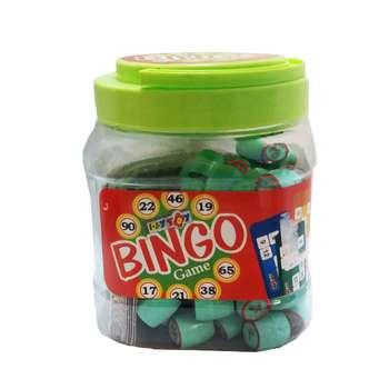 بازی فکری دبرنا مدل Bingo