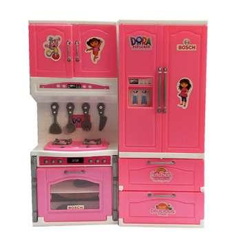 اسباب بازی ست آشپزخانه مدل Dora