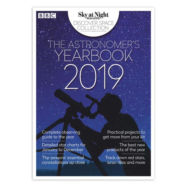 مجله Sky at Night ویژه نامه سال 2019 منجمین