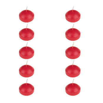 شمع وارمر روآبی مدل teninone بسته ۱۰ عددی