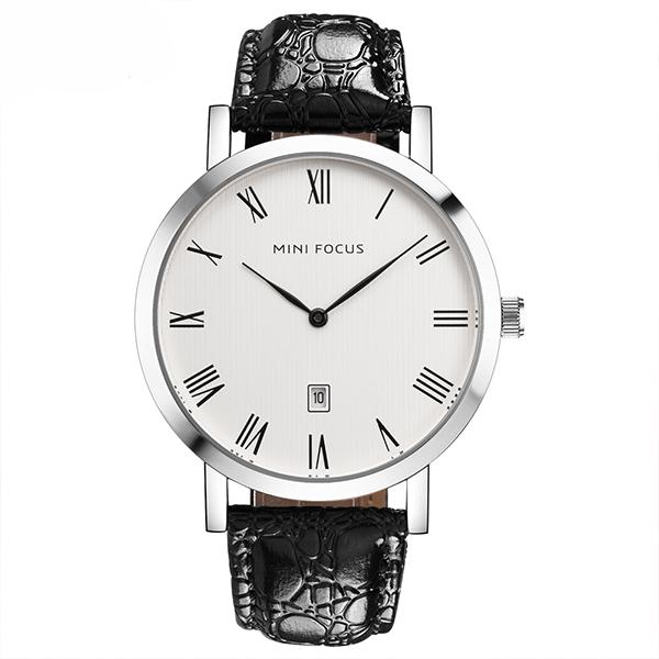ساعت مچی عقربه ای مردانه مینی فوکوس مدل mf0108g.03
