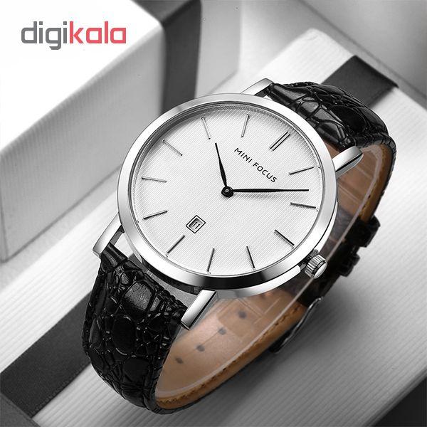 ساعت مردانه برند مینی فوکوس مدل mf0108g.01