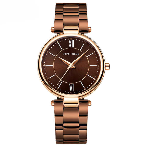ساعت مچی عقربه ای زنانه مینی فوکوس مدل mf0189l.01