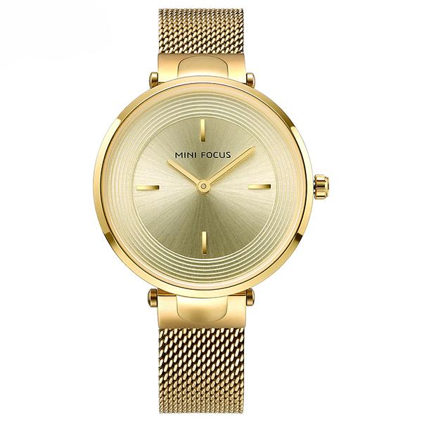 ساعت مچی عقربه ای زنانه مینی فوکوس مدل mf0195l.01