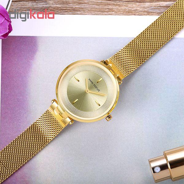 ساعت زنانه برند مینی فوکوس مدل mf0195l.01