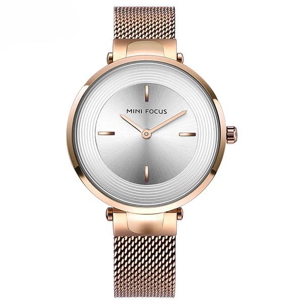 ساعت مچی عقربه ای زنانه مینی فوکوس مدل mf0195l.02