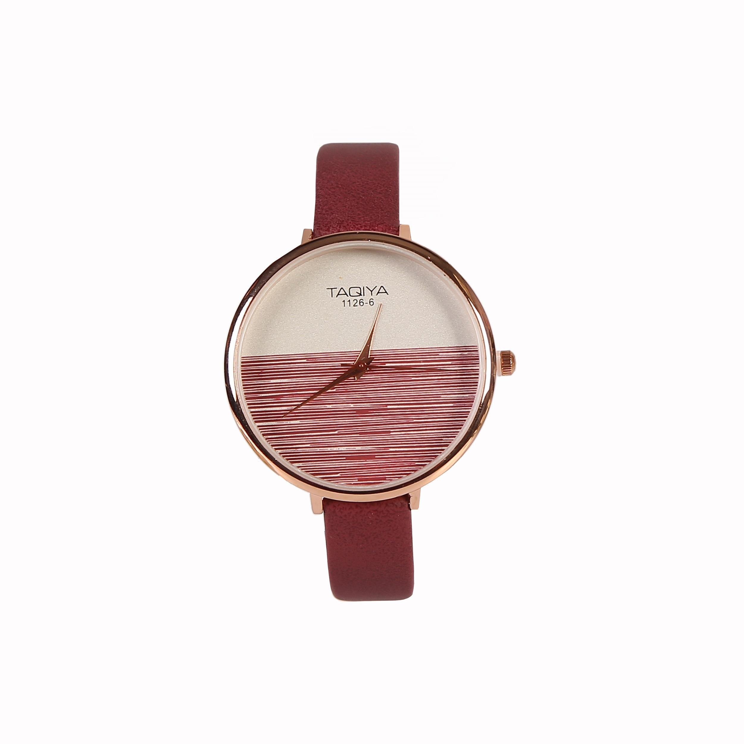 ساعت مچی عقربه ای زنانه تاکیا مدل 1125 23
